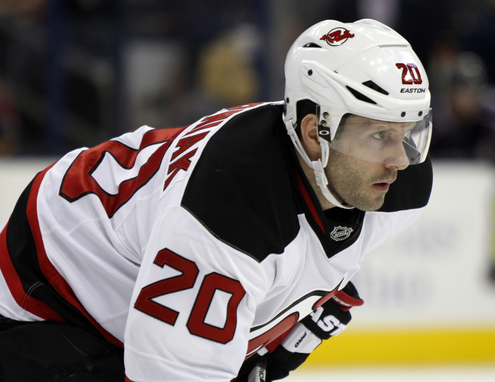 The Boston Bruins added some depth Monday before the NHL trade deadline by trading for New Jersey Devils forward Lee Stempniak, as well as Carolina Hurricanes defenseman John-Michael Liles.