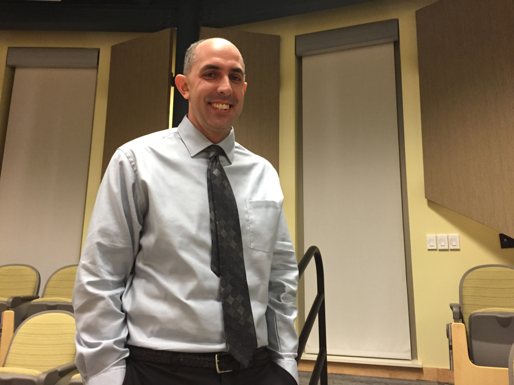 Jason Bellerose, a Skowhegan Area Middle School social studies teacher, has been named principal at Mt. Blue Middle School in Farmington, beginning with the next school year.