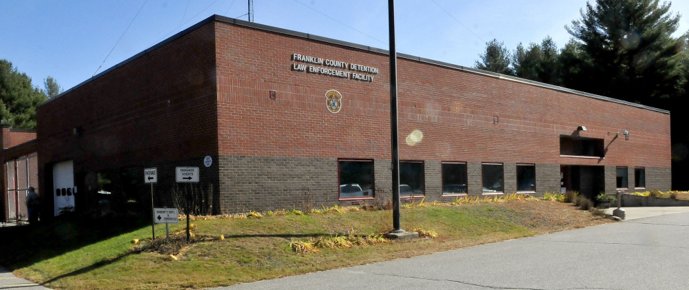 The 33-year-old roof on the Franklin County Jail in Farmington will be replaced after county commissioners agreed this week to seek bids on the project.