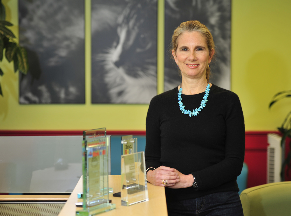 Jean Hoffman, founder and CEO of Putney, Inc., sold her Portland-based company to Dechra Holdings for a reported purchase price of $200 million.