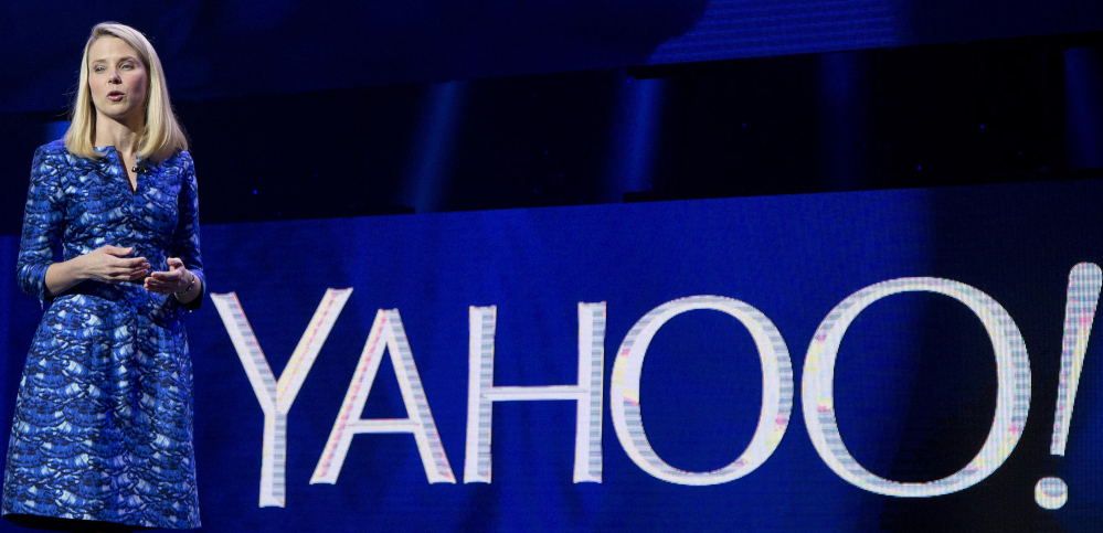 Marissa Mayer's job as president and CEO is in jeopardy as Yahoo's revenue continues to decline and the stock value erodes, partly because investors have lost confidence in her.