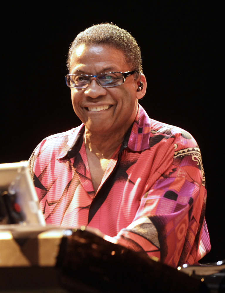 Herbie Hancock and other jazz greats will perform at the White House April 29.