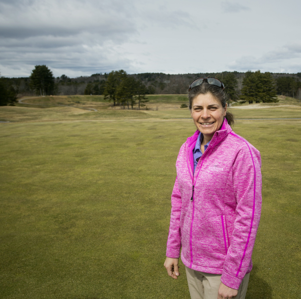 In Abby Spector, Riverside Golf Course hired the most recognizable name in women's golf in Maine – a former dominant state champion.