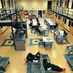 County jails, including the Somerset County Jail in East Madison, took a hit Friday when Gov. Paul LePage vetoed a bill earmarking an additional $2.4 million for jails this year and next. Legislators will consider overriding the veto next Friday.