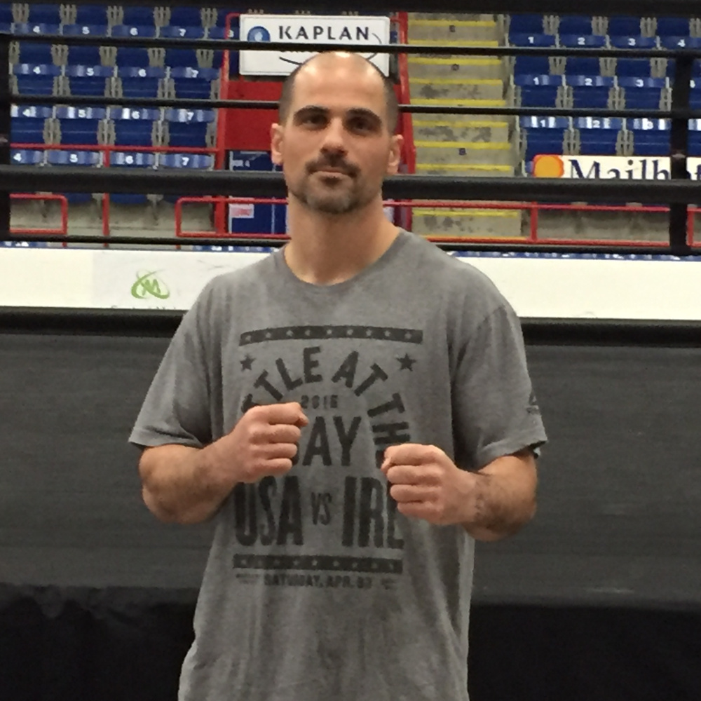 Brandon Montella, 35, didn't start boxing until he was 30-years-old. The Carrabec High School graduate, and current Massachusetts resident, returns to Maine on Saturday for his fourth professional boxing match.