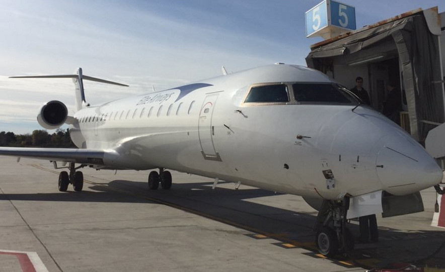 Portland-based Elite Airways was founded in 2006 and began offering direct flights between the Portland International Jetport and Florida in 2015.