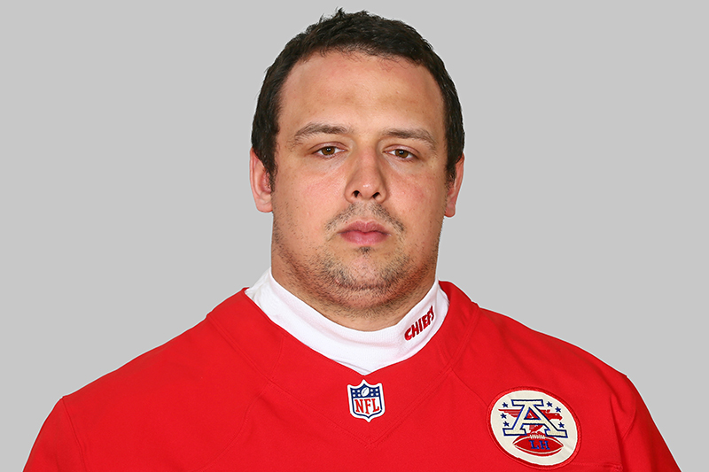 A May 2013 active-roster photo of Mike DeVito of the Kansas City Chiefs. The Associated Press