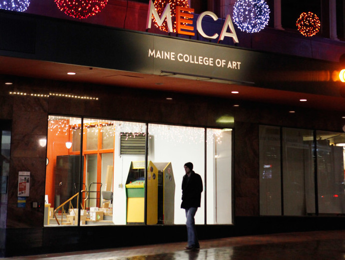 The Maine College of Art has been discussing a potential partnership or merger with the Salt Institute for Documentary Studies since last summer.