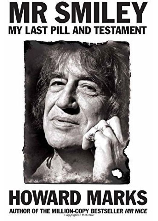"""Howard Smiley's most recent book, """"Mr. Smiley: My Last Pill and Testament,"""" was published in 2015. Amazon.com image"""