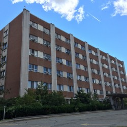A tax increment finance agreement for the former Seton Hospital building on Chase Avenue in Waterville will go before the City Council Tuesday night. Developer Tom Siegel plans to turn the building into mixed-use office space and apartments.