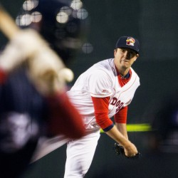 Red Sox reliever Carson Smith throws a pitch during a rehab outing with the Portland Sea Dogs recently. The Red Sox activated Smith from the disabled list Tuesday.