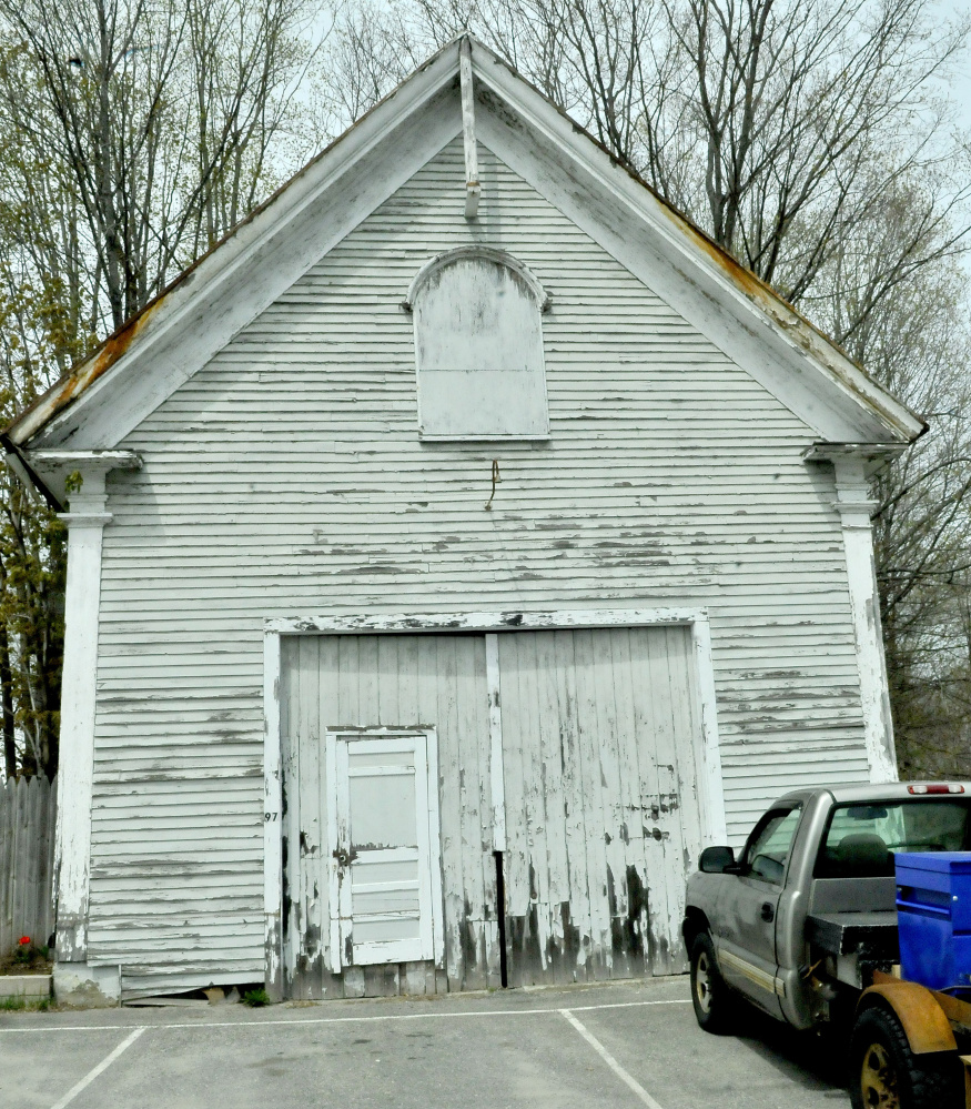 The Oakland Town Council will consider possible options for the Old School House at 97 Church St. in Oakland.