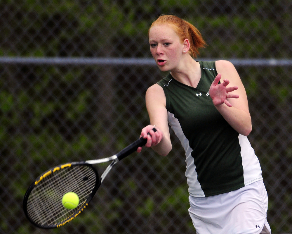 singles in winthrop Collected three singles and three doubles victories  at winthrop (2014-16) held a roster spot with the eagles and saw limited action.