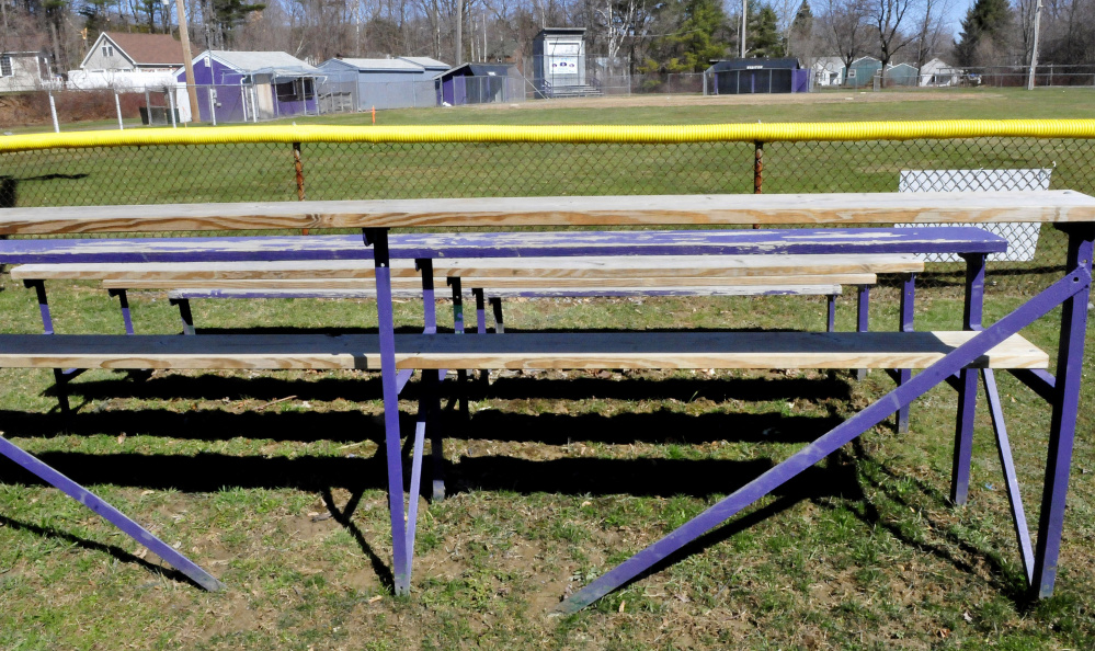 The Fran Purnell athletic field in Waterville will become Purnell-Wrigley field in 2017 after a $1.2 million renovation. The Waterville planning board got an overview this week and will consider a site plan June 6.