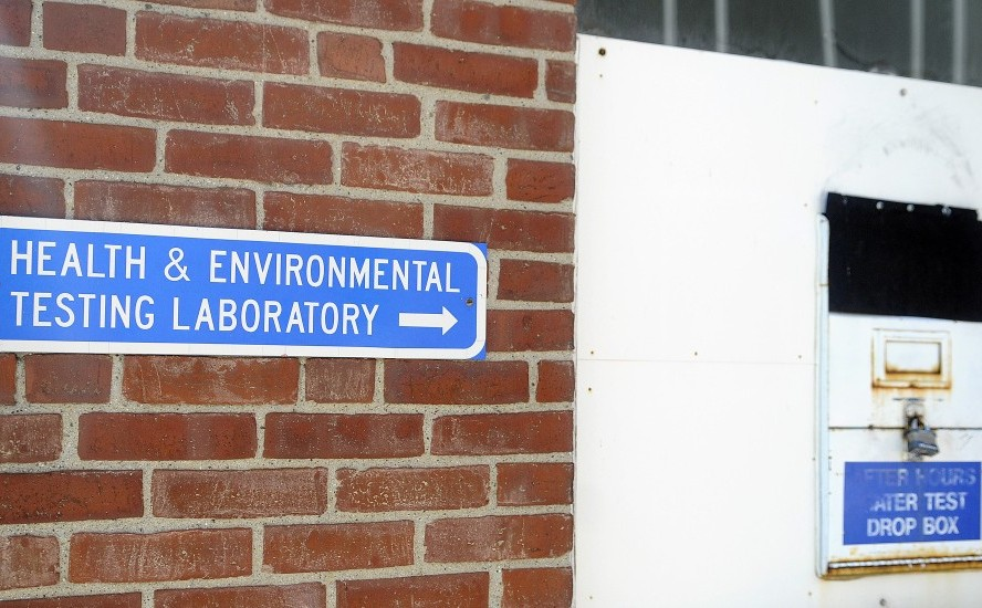 """The Department of Health and Human Services health lab in Augusta was recently cited for three regulatory violations with """"major"""" potential for harm to people and the environment."""