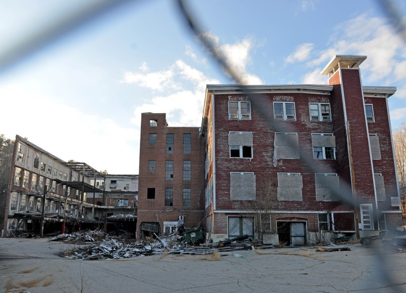 The town of Wilton has been granted $200,000 from the U.S. Environmental Protection Agency to help clean up the Forster Mill on Depot Street.