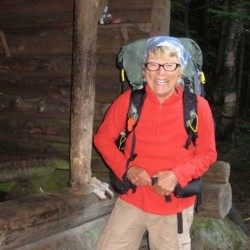 Appalachian Trail hiker Geraldine Largay, who disappeared in July 2013 and whose remains were found in October, kept a journal as she survived in the woods for weeks, according to a published report.
