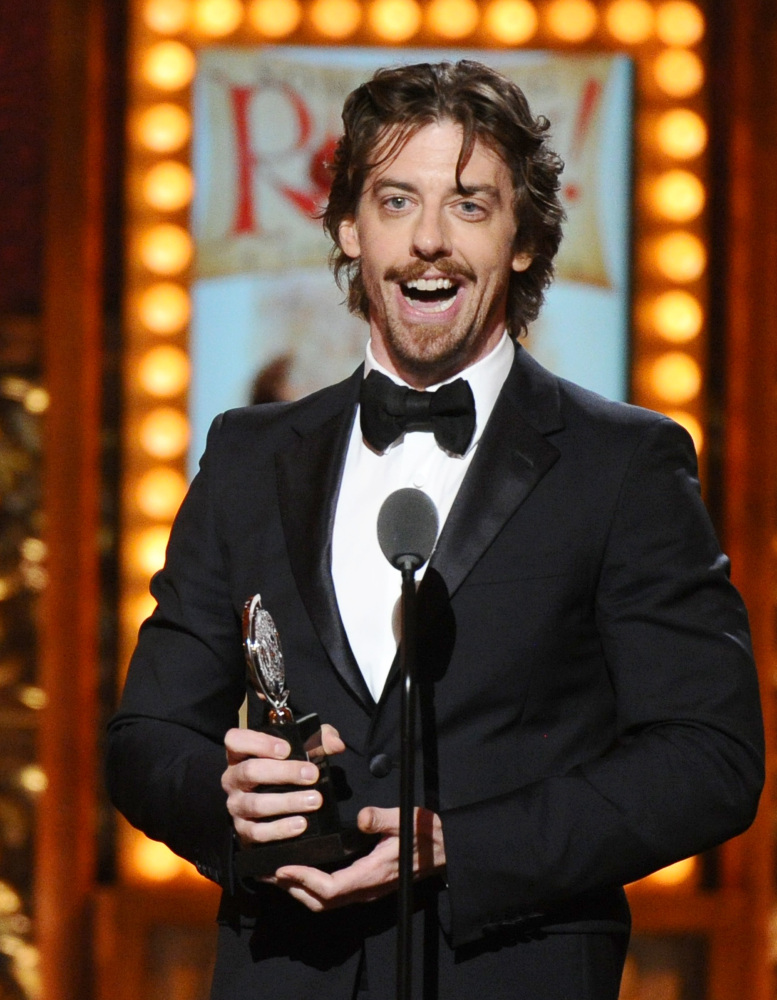 "Christian Borle will play Willy Wonka in a musical version of ""Charlie and the Chocolate Factory."""