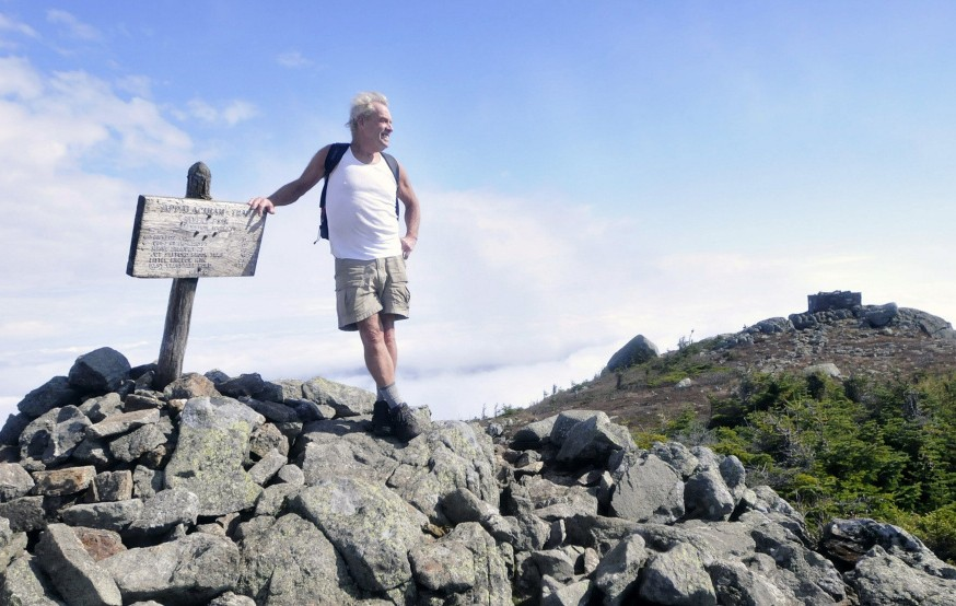 Atop Avery Peak in October 2011, John Christie never seemed like the old man in the mountain, and he kept climbing well into his 70s, showing stamina that a man half his age would have been hard-pressed to exhibit. John died on May 7 at age 79.