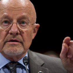 "Director of National Intelligence James Clapper said, ""We've already had some indications"" of hacking Wednesday at a cybersecurity event in Washington."