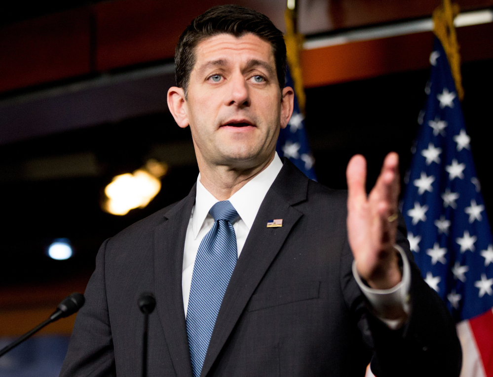 "House Speaker Paul Ryan said Wednesday he still is holding out on an endorsement of Donald Trump. ""I don't have a timeline in my mind and I have not made a decision."""