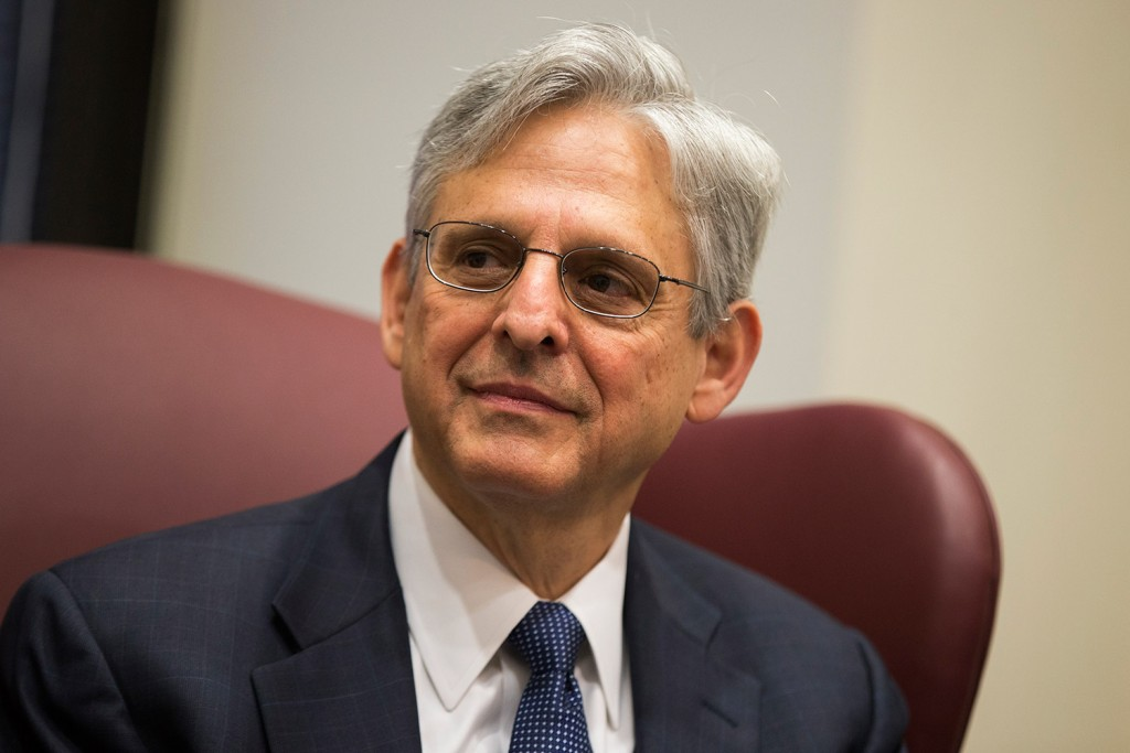 Judge Merrick Garland, President Barack Obama's choice to replace the late Justice Antonin Scalia on the Supreme Court, will submit a questionnaire detailing his credentials and experience to the Senate Judiciary Committee on Tuesday, taking another step in the White House's push to break the Senate blockade on his nomination.