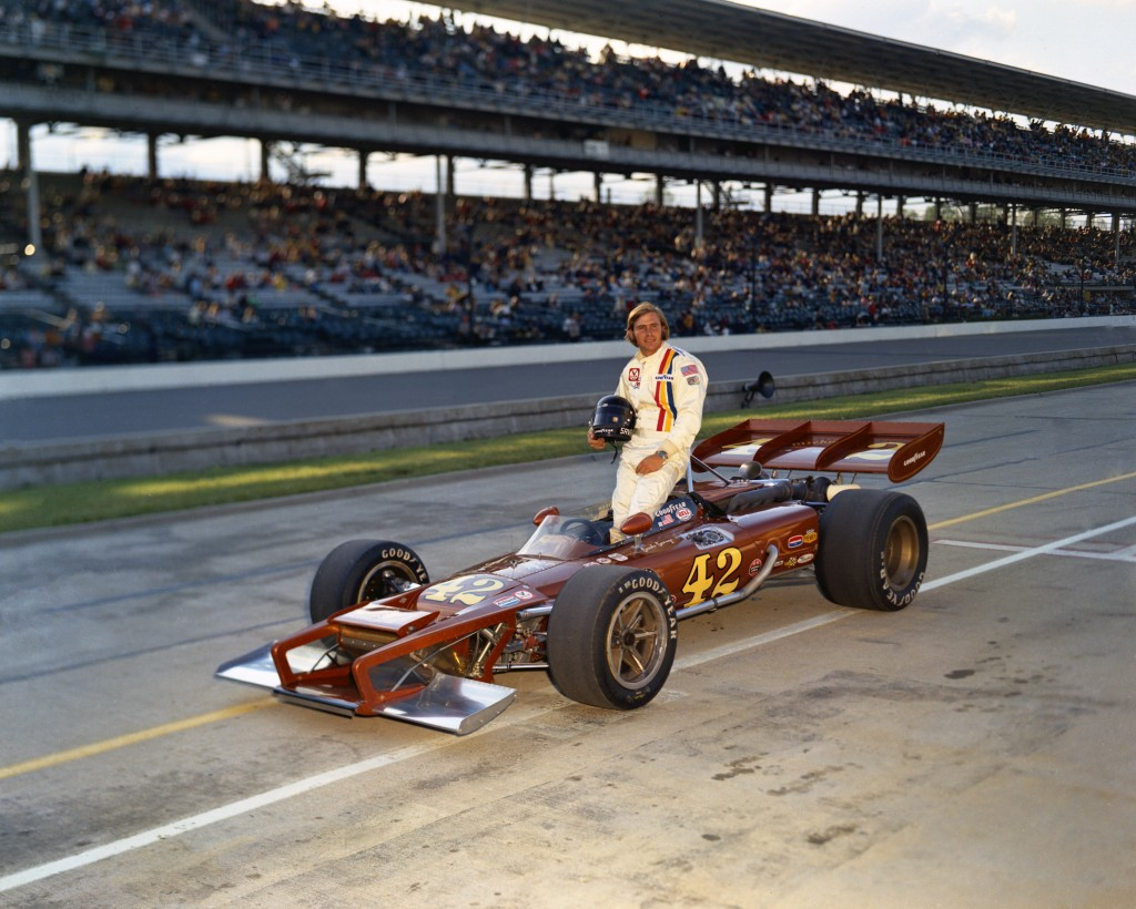 Swede Savage died 33 days after a crash during the 57th running of the Indianapolis 500 on May 30, 1973.    1972 AP file photo