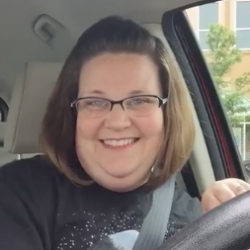 """Candace Payne's Facebook video has earned her the name """"Chewbaca Mom"""" and more than 135 million views."""