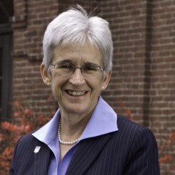 University of Maine President Susan Hunter