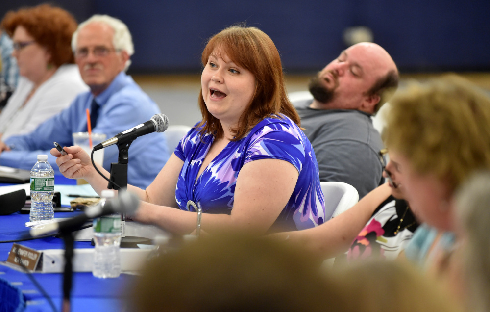 RSU 9 residents accept proposed $32.97 million budget ...
