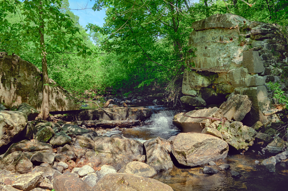 The Mill Stream Dam in Readfield, breached by the flood of 1987, may soon enjoy more visitors with plans calling for trails and other restoration efforts for the area.