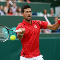 Novak Djokovic has the opportunity to do something that's never been done by a man – win all four major championships plus an Olympic gold medal in the same calendar year. Wimbledon is the third major of the year.