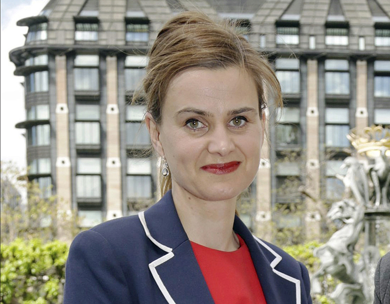Labour Member of Parliament Jo Cox was a former worker for charities who was married with two young children. She was elected to the House of Commons in the May 2015 general election.