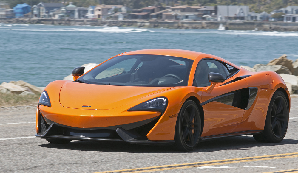 Mclaren P1 Cost >> McLaren builds car for the masses, with $200,000 price tag - Central Maine