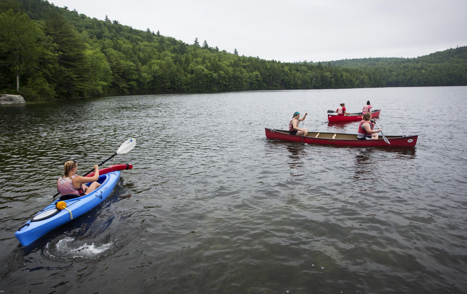 Camp Susan Curtis Kennebec Journal And Morning Sentinel