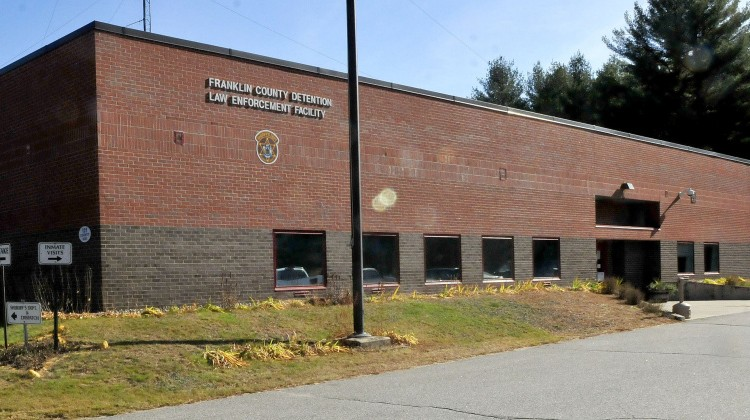 The Franklin County Jail in Farmington will get a new roof after the Franklin County Commissioners accepted the lowest of three bids for the work.