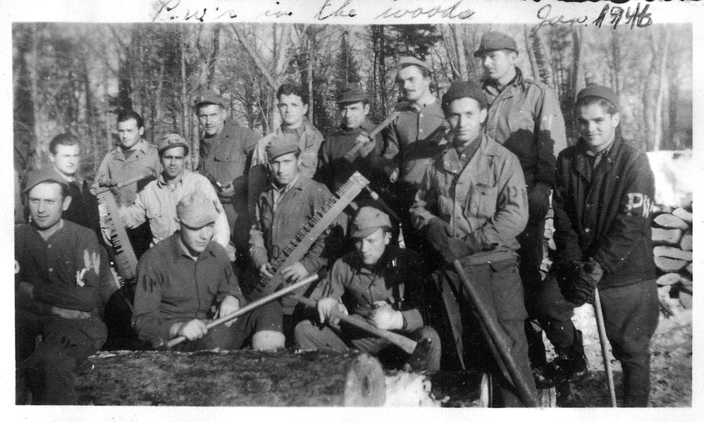 POWS in the woods