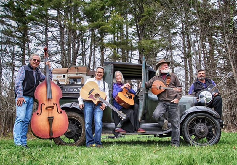 The Rusty Hinges and their friends will perform a concert at 7 p.m. Friday, July 15, at the Old Town House in Jefferson.