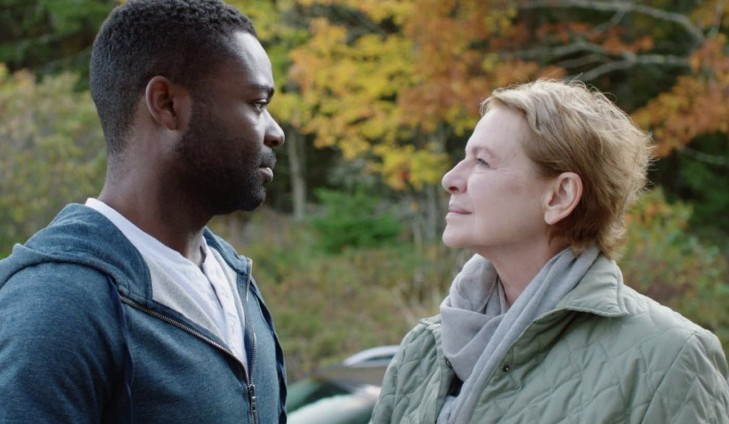 """David Oyelowo and Dianne Wiest star in """"Five Nights in Maine,"""" showing Saturday and Sunday at the Maine International Film Festival."""