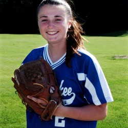 Messalonskee's Kirsten Pelletier is Morning Sentinel Softball Player of the Year.