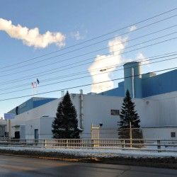 Madison Paper shut its doors this year in part because the high cost of electricity in Maine made it uncompetitive. Seasonal gas shortages might help power generators, but they hurt communities like this.