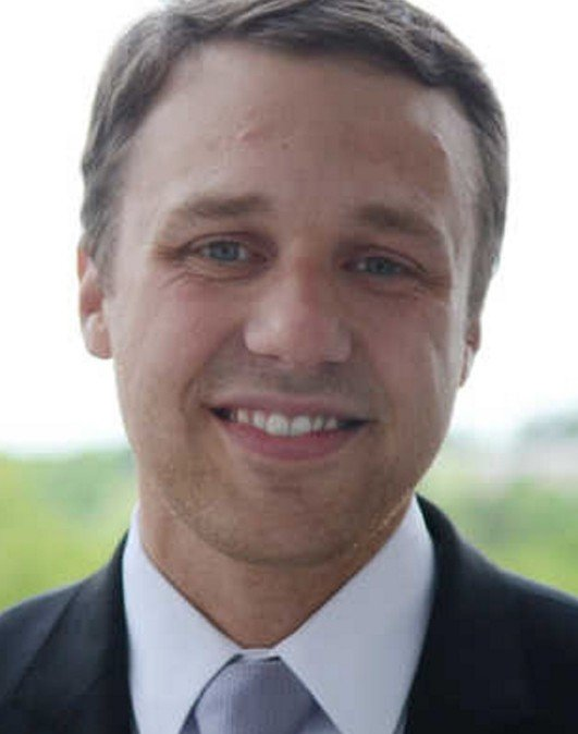 Garrett Mason of Lisbon Falls, the Maine Senate's majority leader, supported Ted Cruz in the primaries, but now stands fully behind Donald Trump as the Republican Party's nominee.