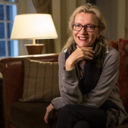 "Elizabeth Strout has been nominated for the Booker Prize for fiction for her latest work, ""My Name is Lucy Barton."""