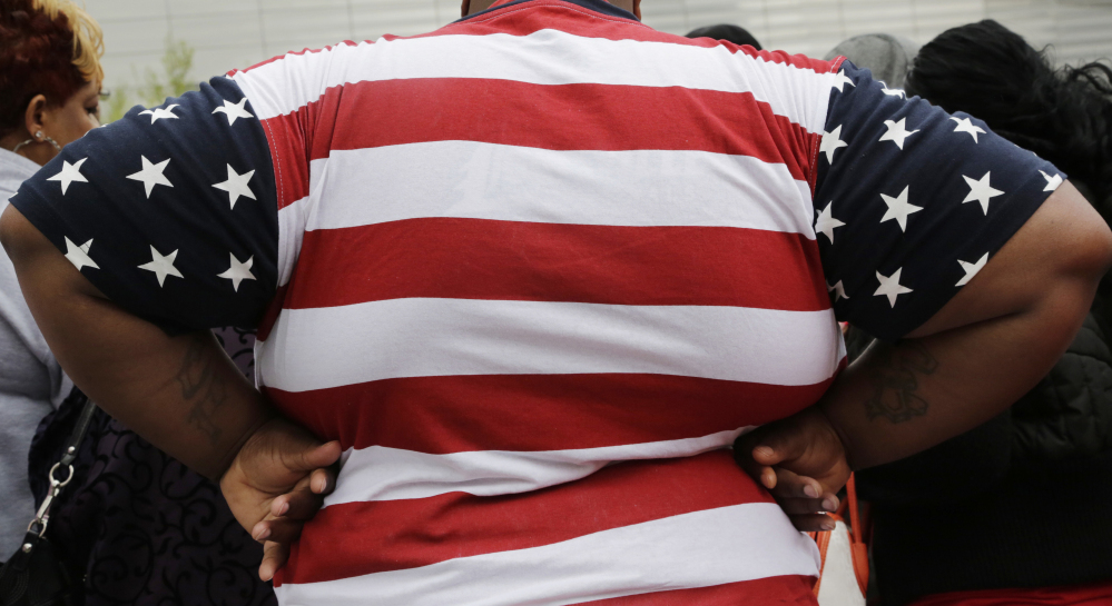 Scientists say overweight people die one year earlier than expected and that moderately obese people die up to three years prematurely in the biggest-ever analysis of such data.