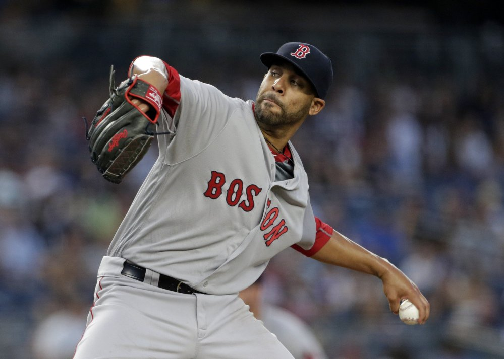 One bad inning proved costly Sunday night for David Price, as the New York Yankees scored three runs in the fourth inning to beat the Red Sox, 3-1.