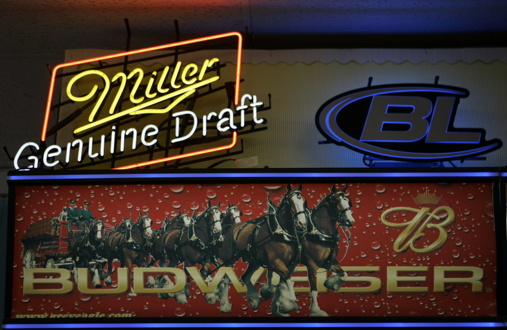 When Budweiser maker AB InBev takes over SABMiller, the seller of Miller Genuine Draft and other brews, it is required to then sell SABMiller's stake in MillerCoors.