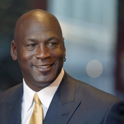Michael Jordan on Aug. 21, 2015 in Chicago (Associated Press/Charles Rex Arbogast, File)