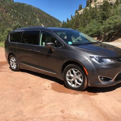 The 2017 Chrysler Pacifica is the best family vehicle on the market.