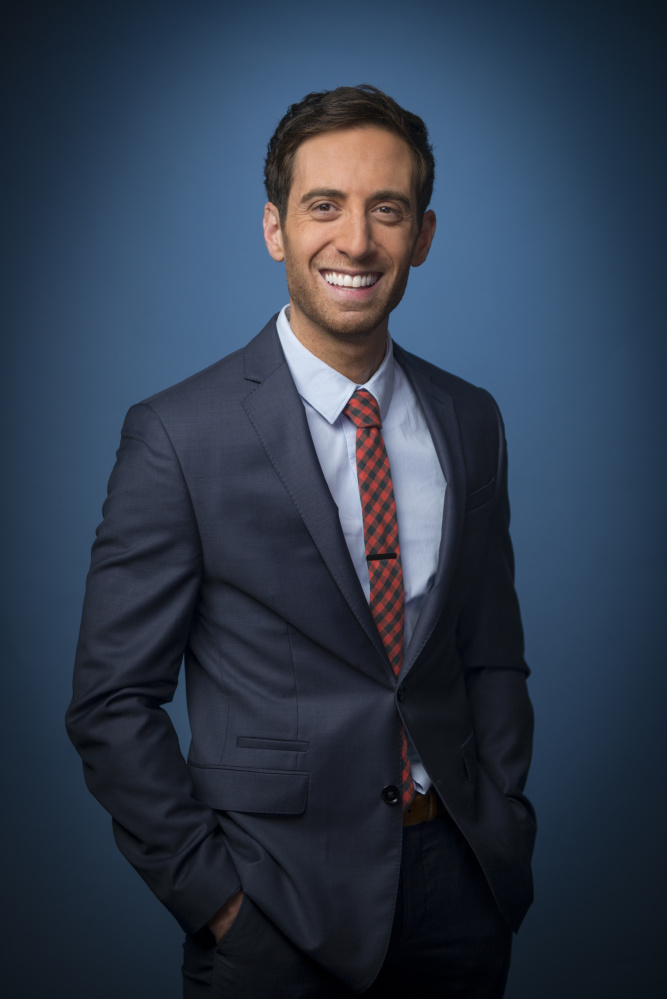 Keith Carson will forecast the weather during the noon and 5 p.m. weekday newscasts.