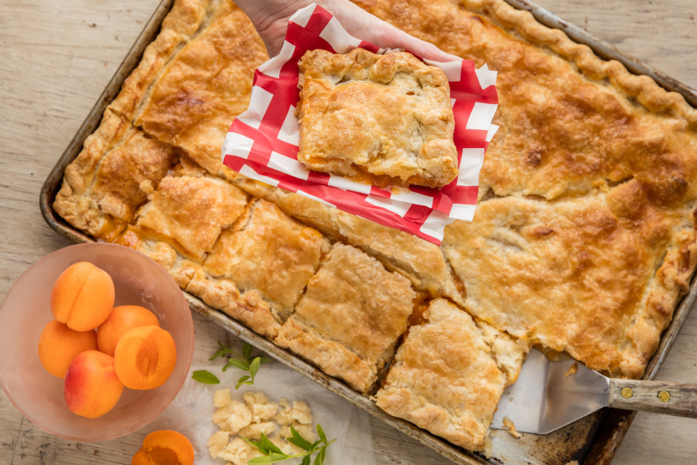 Part pie, part giant Pop-Tart, a slab pie is for crust lovers. It's easy to serve and easy to eat.